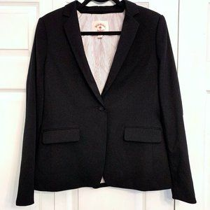 BROOKS BROTHERS Red Fleece Stretch Wool jacket 8